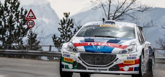 Si corre il Rally di Sanremo e Peugeot è intenzionata a vincere di nuovo