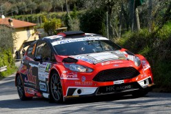 Rally di Sanremo. Secondo appuntamento tricolore rally per FORD Racing Italia