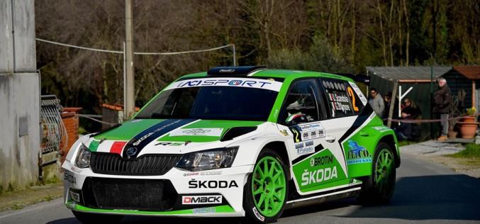 ŠKODA è pronta per la sfida al 65° Rallye di Sanremo