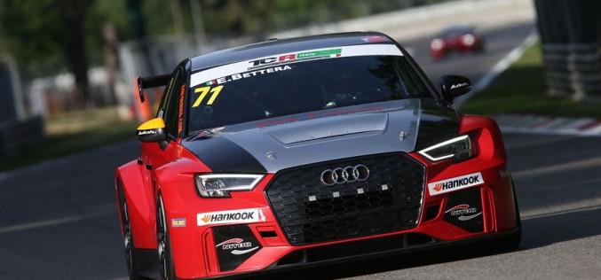 Enrico Bettera, ritorno a tempo pieno nel TCR Italy con l'Audi di Pit Lane Competizioni.