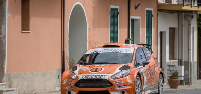 Orange1 Racing e Campedelli secondi a Sanremo
