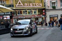 Suzuki Rally Trophy, il Rally di Sanremo è di Giorgio Cogni