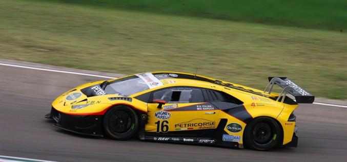 Palma-Barri, punta di diamante del Petri Corse Motorsport nella classe GT3
