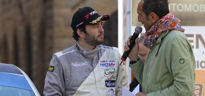 Alessandro Bettega torna a correre nel Campionato Italiano Rally Terra
