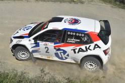 Giacomo Costenaro e Justin Bardini su Skoda Fabia R5 vincono il 10° Liburna Terra, prima gara del Campionato Italiano Rally Terra