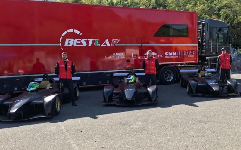 Best Lap, attacco a quattro punte per il Campionato Italiano Sport Prototipi.