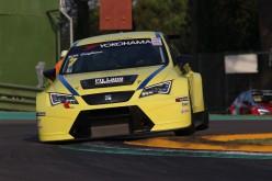 Max Gagliano, dopo la scorsa stagione in TCR Italy con la Golf GTI ecco come è andata nei test di Imola con la Leon DSG.