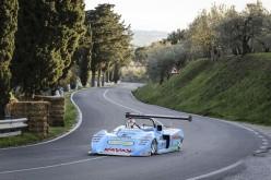 Bonucci inaugura il Campionato Italiano Velocità Salita Autostoriche