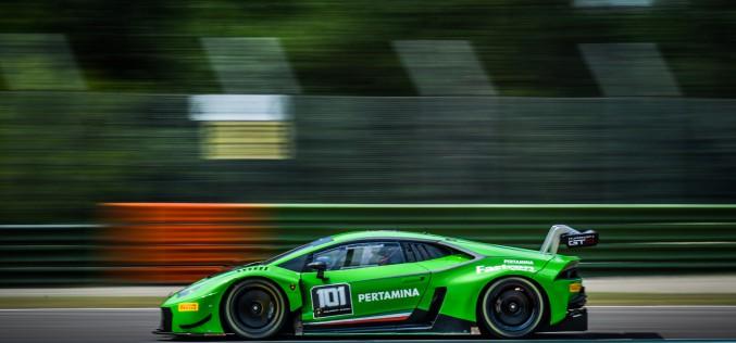 Lamborghini Squadra Corse annuncia i piloti dei programmi Giovani 2018