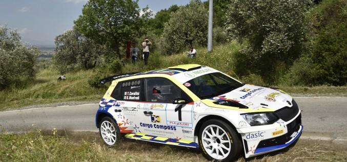 Il 34° Rally della Valdinievole è di Tobia Cavallini