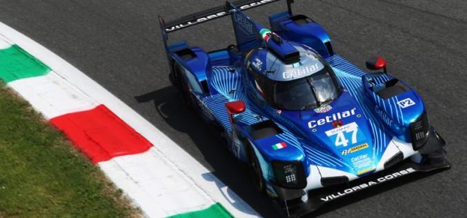 Cetilar Villorba Corse prepara Le Mans nei test ufficiali della 24 Ore