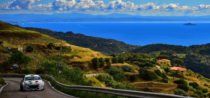 Il Rallye Elba è pronto allo start: due giorni di grandi sfide per tornare a scrivere la storia dei rallies