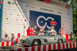 Mercedes-Benz sulle strade della 1000 Miglia 2018