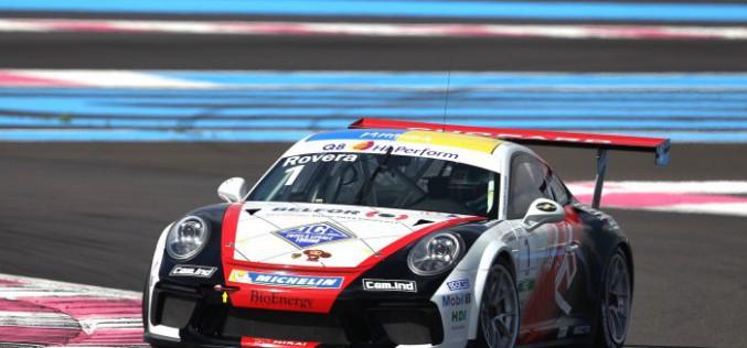 Rovera è il re di Le Castellet nella Carrera Cup Italia