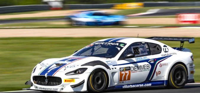 Villorba Corse al Red Bull Ring con due Maserati nel GT4 europeo