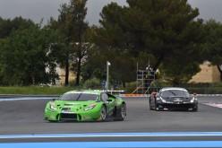 Palma-Barri (Lamborghini Huracan) chiudono il week end francese con una bella vittoria in gara-2