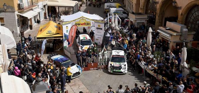 Il Campionato Italiano Rally torna sull'Isola d'Elba