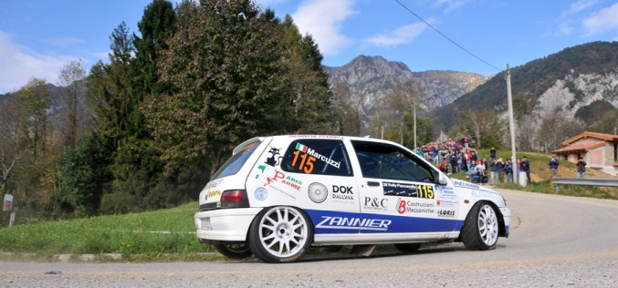 32° Rally Piancavallo al via