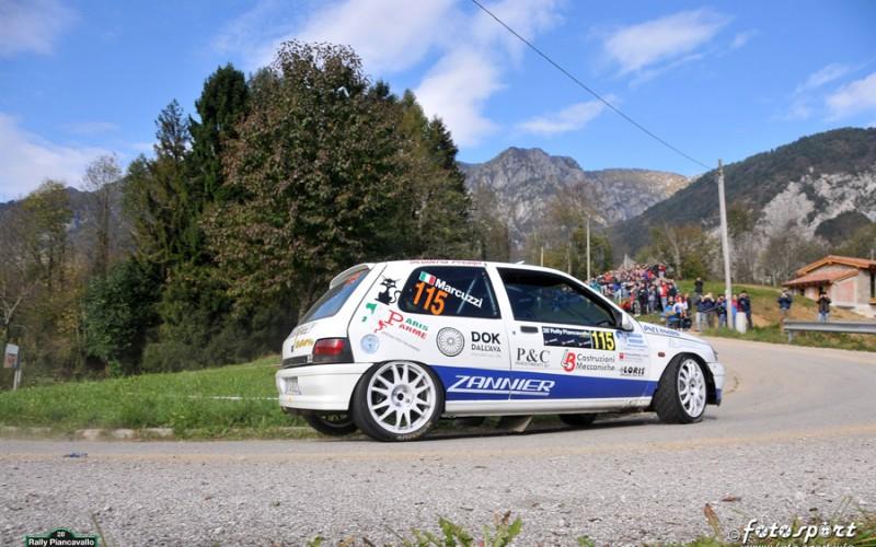 32° Rally Piancavallo al via