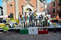 A Re e Florean il Rally Valli Vesimesi