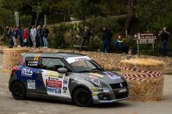 Suzuki Rally Trophy: Giorgio Cogni sempre più leader del trofeo