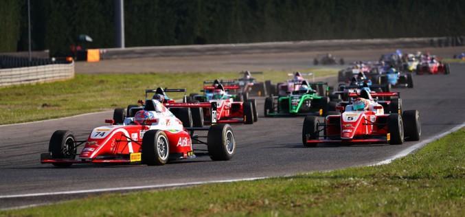 Sul circuito Paul Ricard di F1 oltre 30 vetture dell'Italian F4 Championship Powered by Abarth pronte al via