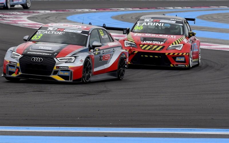 Da oggi al Paul Ricard (FRA) il secondo round stagionale del TCR Italy.