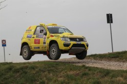 Suzuki in Gallura per consolidare la leadership nel Cross Country
