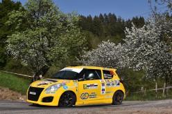 Suzuki Rally Cup, i Top Ten al Rally del Salento