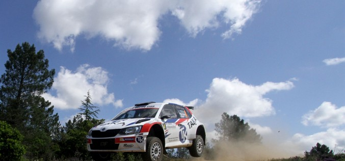 Giacomo Costenaro e Justin Bardini vincono il Rally dei Nuraghi e Vermentino