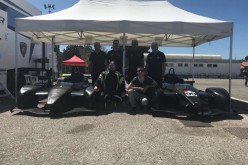 Kinetic Racing Team, continuano i test in vista del primo round per il Campionato Italiano Sport Prototipi.