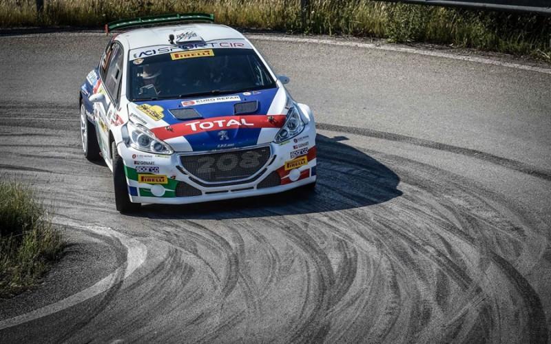 Paolo Andreucci vince il 51°Rallye Isola d'Elba e consolida il primo posto in Campionato