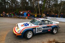 Da Zanche ritorna sulla Porsche gruppo B al Rally Lana