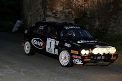 """Lucky"" e Fabrizia Pons vincono il Rally Lana Storico 2018"
