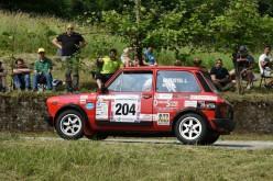 Trofeo A112 Abarth Yokohama: Battistel bis al Rally Campagnolo