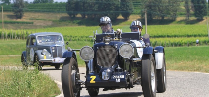 Luca Patron e Massimo Casale hanno vinto la Mitteleuropean Race