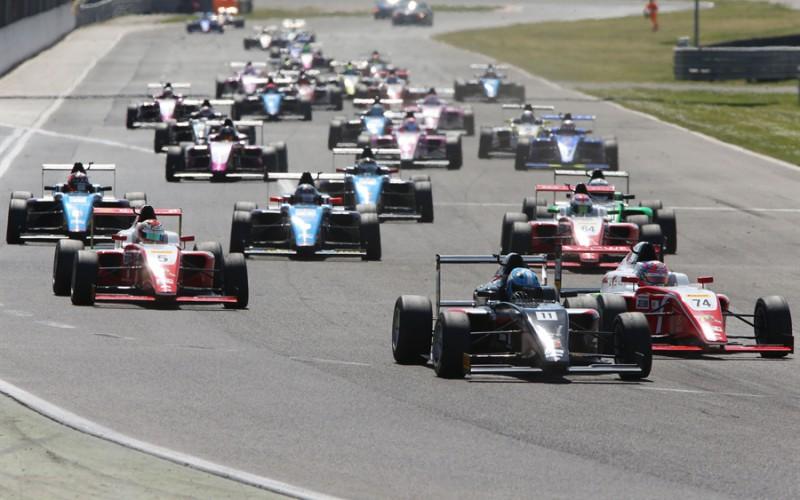 Continua a Misano la corsa della F4 verso la F1