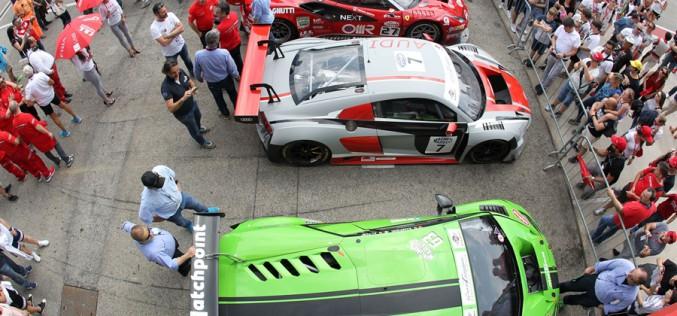 Il Misano Word Circuit teatro del terzo round del Campionato Italiano Gran Turismo 2018