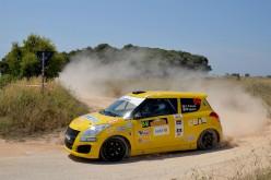 Suzuki Rally Cup: il Salento è di Corrado Peloso