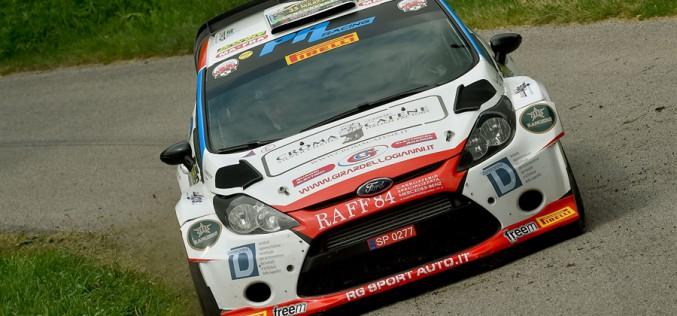 Manuel Sossella e Gabriele Falzone, Ford Fiesta Wrc, sono i vincitori del 35°Rally dell Marca