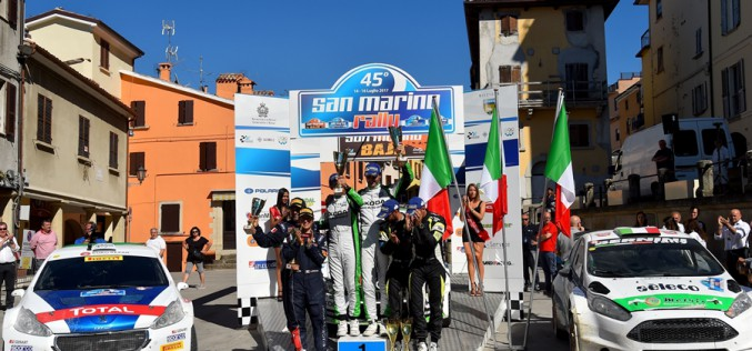 46°San Marino Rally Tutti pronti per il Rally all'ombra del Titano