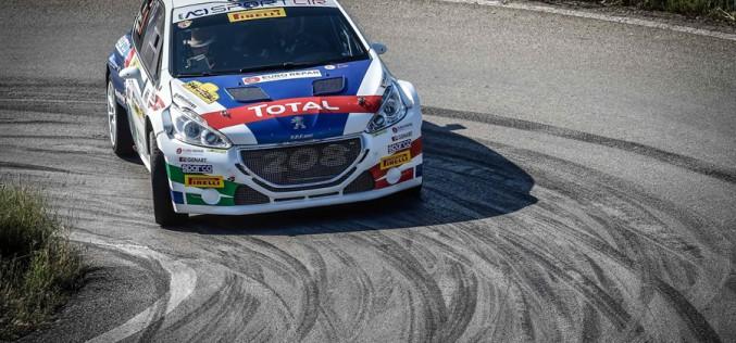 46°Rally San Marino. Peugeot affronta la prima gara su terra con un buon vantaggio in Campionato