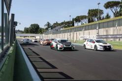 Agonismo e tante gare a Vallelunga nel weekend del Gruppo Peroni Race