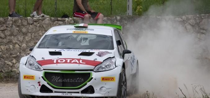 Rimonta vincente di De Tommaso e Ascalone al Rally della Valpolicella Sul podio Righetti-Stizzoli e Scandola-Pasi
