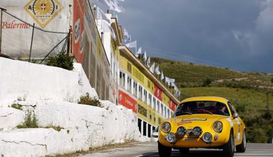 Agevolazioni sui trasferimenti per gli iscritti alla Targa Florio Classica