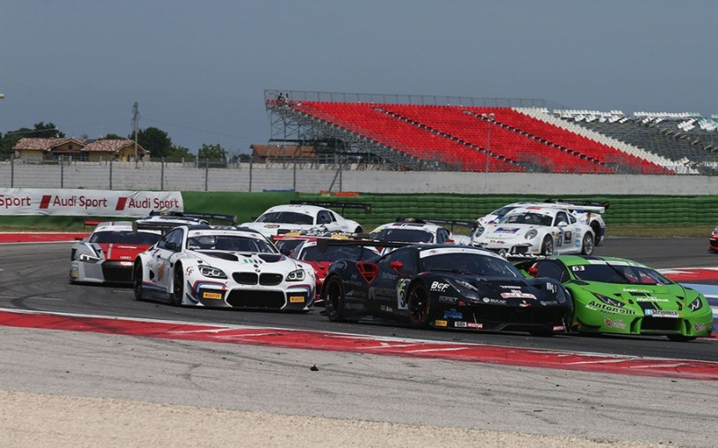 Il Mugello Circuit teatro del 5° ACI Racing Weekend