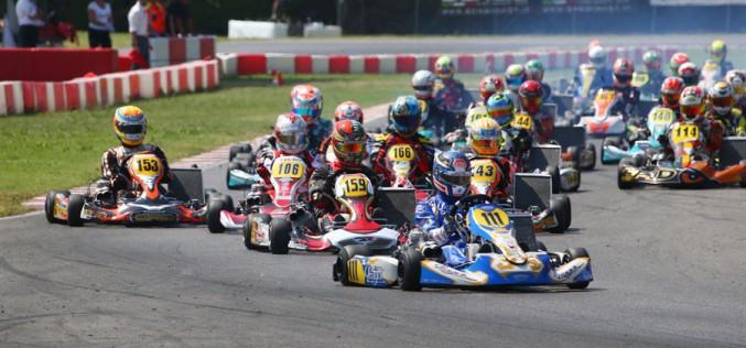 Lonato ha proposto nuovi protagonisti nel Campionato Italiano ACI Karting