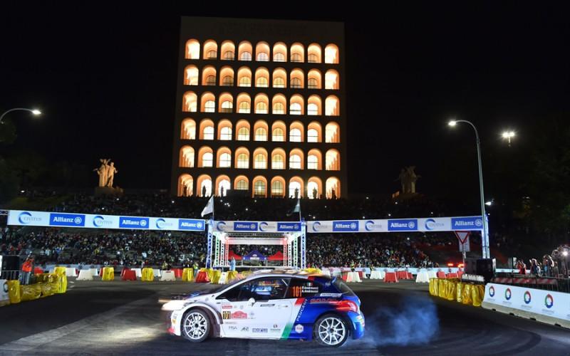 Il 6° Rally di Roma Capitale si presenta