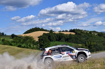 CIRT 2018: il San Marino Rally riscrive la classifica
