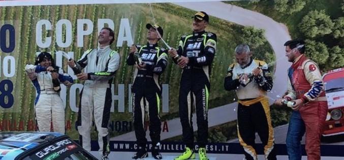 A Michelini e Perna la 1^ Coppa Ville Lucchesi